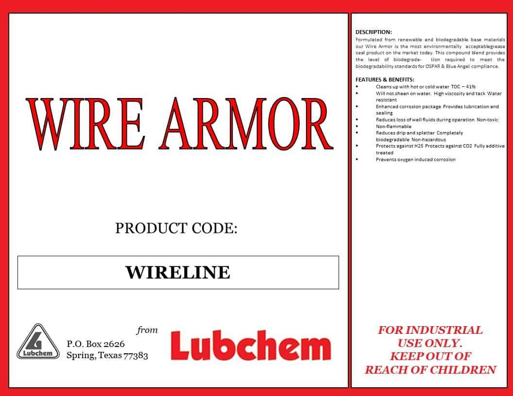 wire armor
